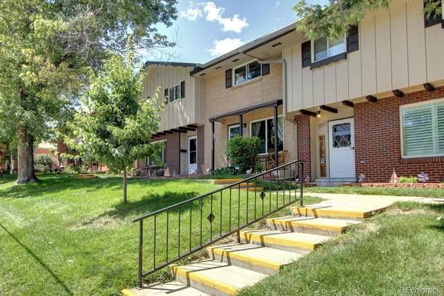 12571 W Alameda Drive, Lakewood, CO 80228 (MLS #4647567) :: Stephanie Kolesar