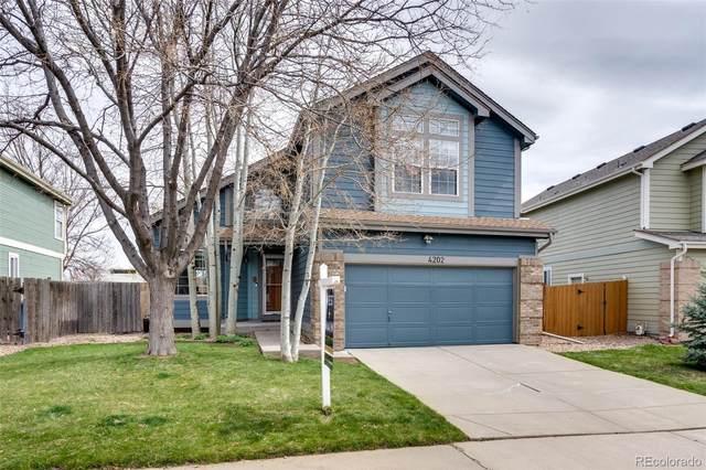 4202 Fern Avenue, Broomfield, CO 80020 (#4647647) :: Mile High Luxury Real Estate