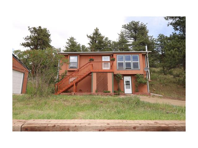 2695 County Road 72, Bailey, CO 80421 (MLS #4648105) :: 8z Real Estate