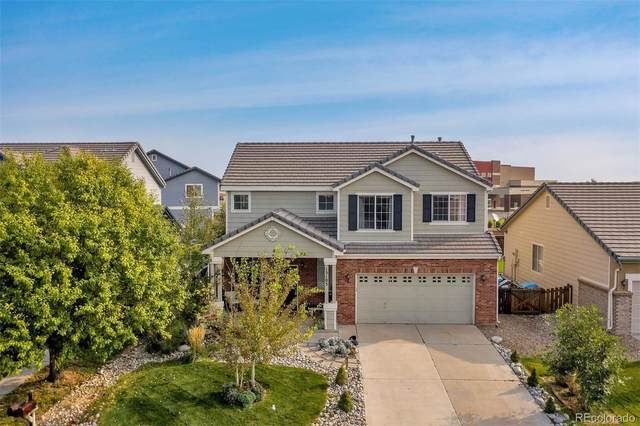 15105 E 119th Avenue, Commerce City, CO 80603 (#4648764) :: My Home Team
