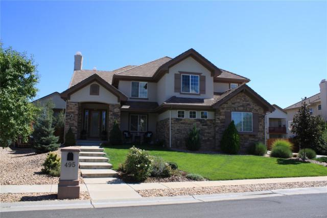 495 Himalaya Avenue, Broomfield, CO 80020 (MLS #4650077) :: Kittle Real Estate