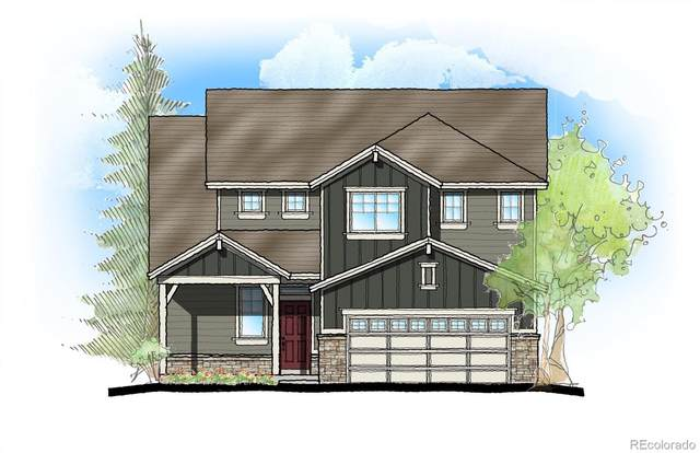 10812 Miliken Street, Parker, CO 80134 (#4650699) :: James Crocker Team