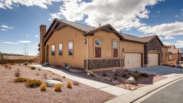 12988 Cupcake Heights, Colorado Springs, CO 80921 (MLS #4650746) :: Kittle Real Estate