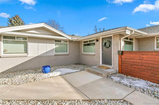 2502 S Williams Street, Denver, CO 80210 (MLS #4650750) :: Kittle Real Estate