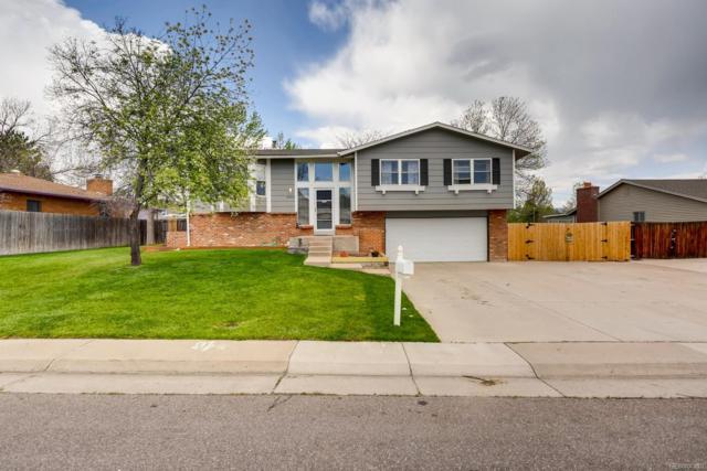 8063 S Otis Court, Littleton, CO 80128 (MLS #4650826) :: 8z Real Estate