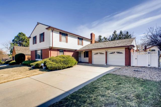 3613 S Narcissus Way, Denver, CO 80237 (#4651465) :: The Heyl Group at Keller Williams