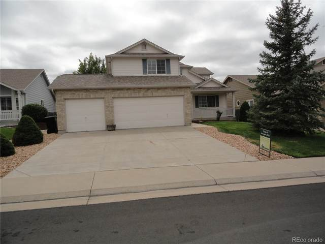 23672 Glenmoor Drive, Parker, CO 80138 (MLS #4651859) :: Neuhaus Real Estate, Inc.
