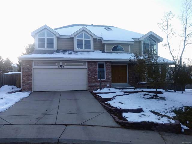 3774 W 103rd Avenue, Westminster, CO 80031 (#4651972) :: The Heyl Group at Keller Williams