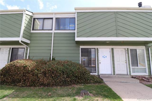 914 S Peoria Street, Aurora, CO 80012 (#4652122) :: Briggs American Properties
