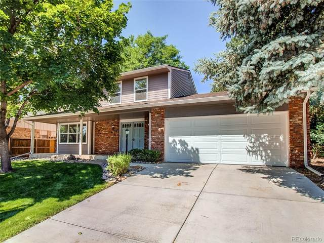 6175 S Lima Way, Englewood, CO 80111 (#4652234) :: James Crocker Team