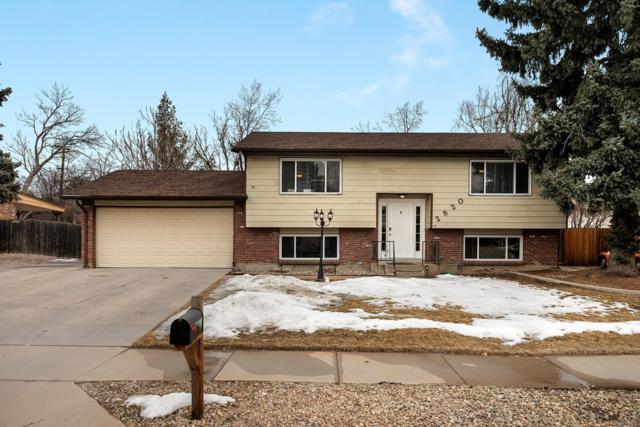 2820 S Reed Street, Denver, CO 80227 (MLS #4652272) :: 8z Real Estate