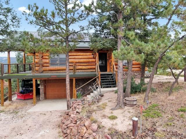2655 Elk Park Road, Larkspur, CO 80118 (#4652296) :: Symbio Denver