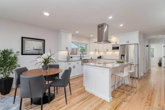 933 S Ivy Street, Denver, CO 80224 (MLS #4652859) :: 8z Real Estate
