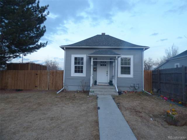 104 Stuart Street, Denver, CO 80219 (#4653405) :: The Scott Futa Home Team