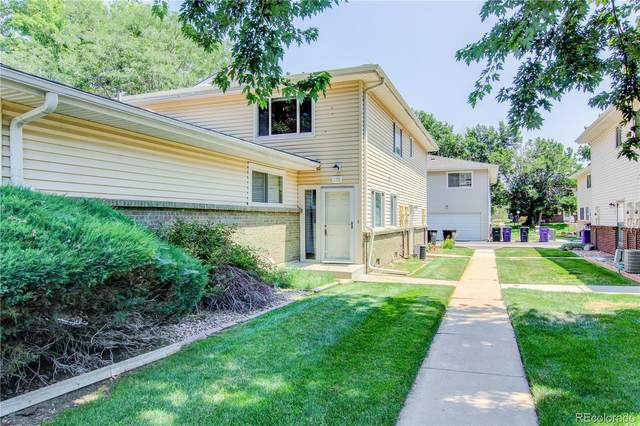 9195 E Lehigh Avenue #178, Denver, CO 80237 (#4654134) :: Mile High Luxury Real Estate