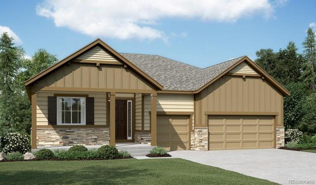 7426 Greenwater Circle, Castle Rock, CO 80108 (#4654267) :: The Peak Properties Group