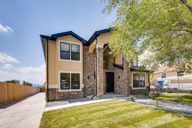 3381 S Clay Street, Englewood, CO 80110 (MLS #4654620) :: 8z Real Estate