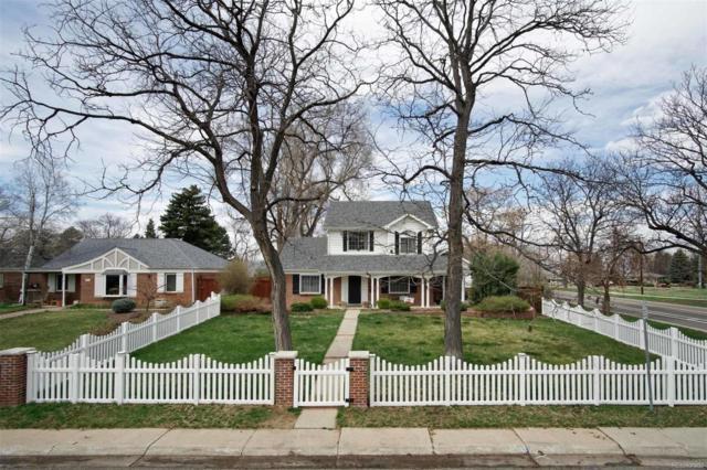 1901 S Fillmore Street, Denver, CO 80210 (#4654698) :: Wisdom Real Estate