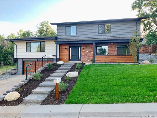 3365 Ward, Wheat Ridge, CO 80033 (#4654880) :: Peak Properties Group