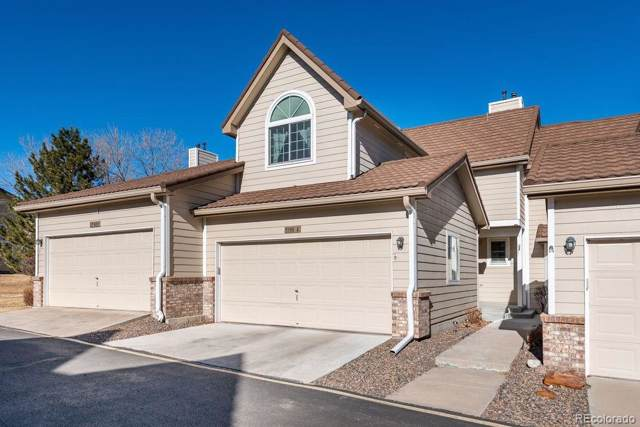 5980 S Jellison Street E, Littleton, CO 80123 (#4654942) :: Bring Home Denver with Keller Williams Downtown Realty LLC