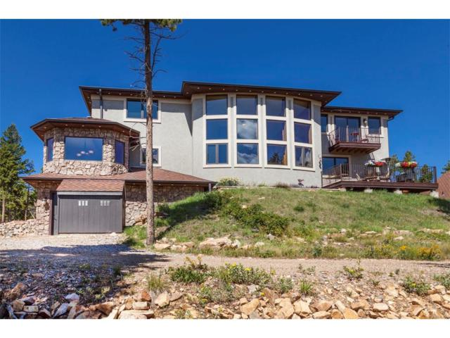 33459 Lyttle Dowdle Drive, Golden, CO 80403 (#4654993) :: The Peak Properties Group
