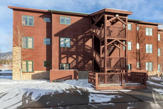 207 Bella Vista Court #316, Grand Lake, CO 80447 (#4656123) :: The Griffith Home Team