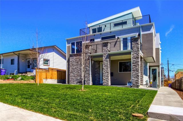 1276 Yates Street, Denver, CO 80204 (#4656718) :: Structure CO Group