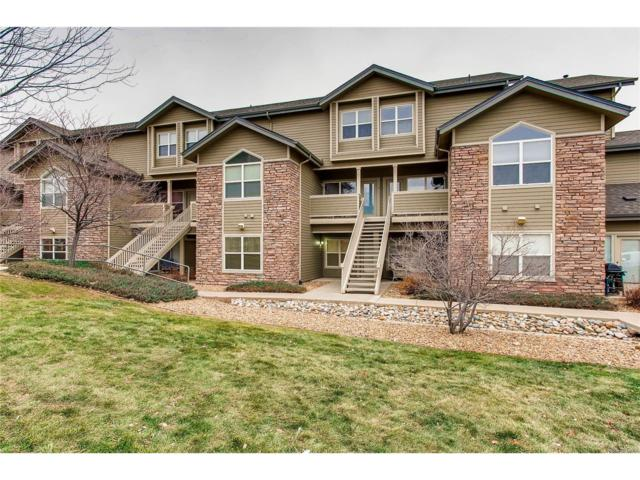 18345 E Flora Drive K, Aurora, CO 80013 (#4656930) :: The Sold By Simmons Team