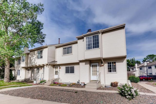 4239 S Mobile Circle E, Aurora, CO 80013 (#4657012) :: The Tamborra Team