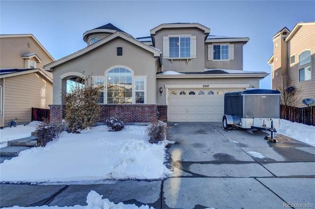 2547 S Fundy Circle, Aurora, CO 80013 (MLS #4657345) :: 8z Real Estate