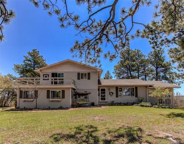 7750 E Greenland Road, Franktown, CO 80116 (MLS #4657736) :: 8z Real Estate