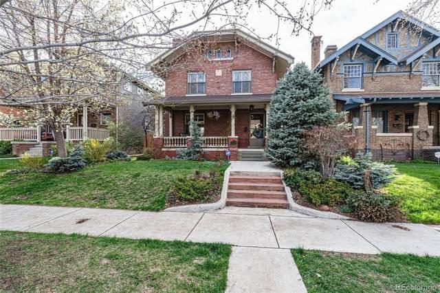 2049 N Gaylord Street, Denver, CO 80205 (#4657798) :: Wisdom Real Estate