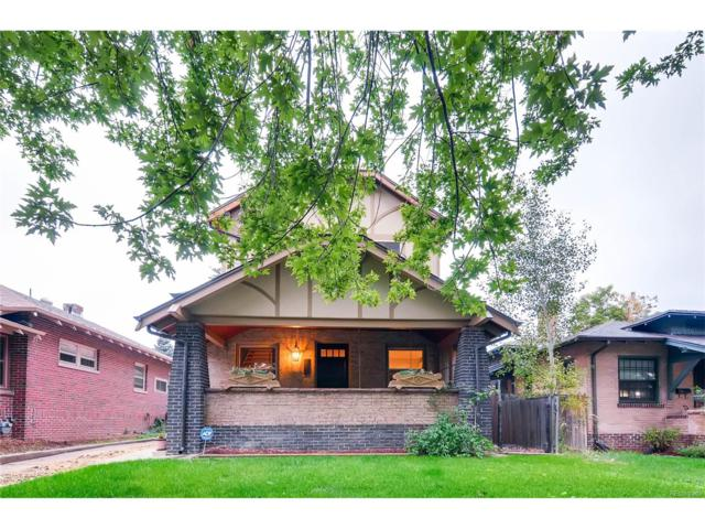 973 Adams Street, Denver, CO 80206 (#4657963) :: Thrive Real Estate Group