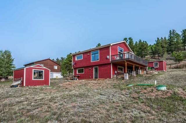 202 Wilkins Road, Bailey, CO 80421 (#4658091) :: Kimberly Austin Properties