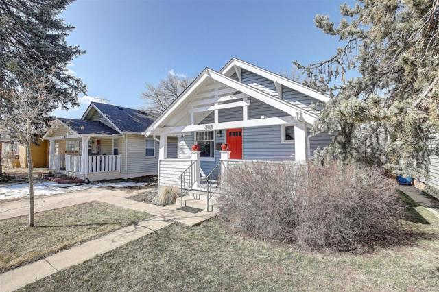 3021 S Lincoln Street, Englewood, CO 80113 (MLS #4658347) :: Kittle Real Estate