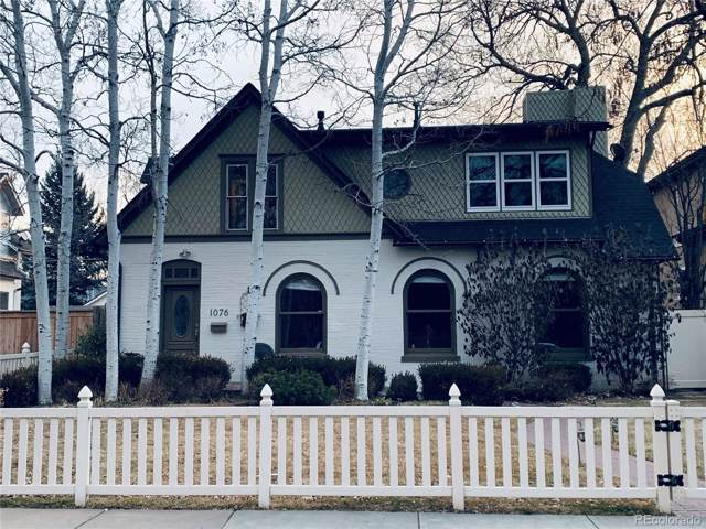 1076 S High Street, Denver, CO 80209 (#4658349) :: Harling Real Estate