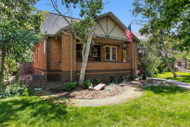 4638 W 31st Avenue, Denver, CO 80212 (#4658549) :: Mile High Luxury Real Estate
