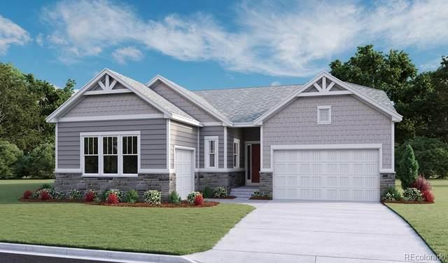 6061 Long Branch Drive, Parker, CO 80134 (MLS #4659254) :: The Sam Biller Home Team