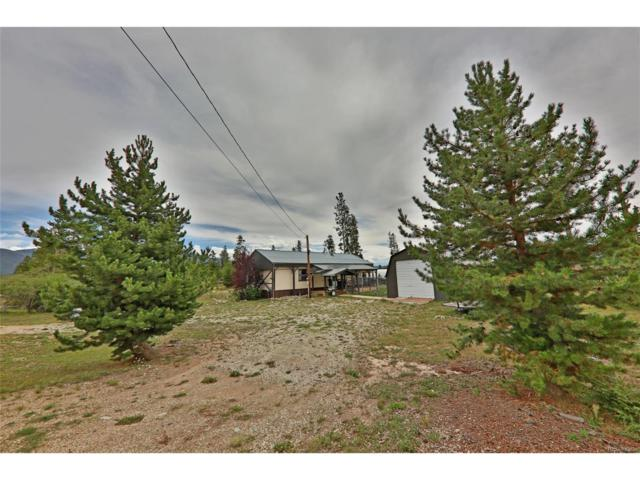 368 County Road 445, Grand Lake, CO 80447 (MLS #4659496) :: 8z Real Estate