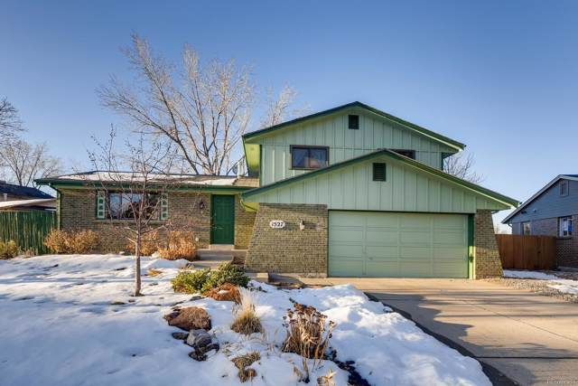 1527 S Kline Court, Lakewood, CO 80232 (#4659788) :: The HomeSmiths Team - Keller Williams
