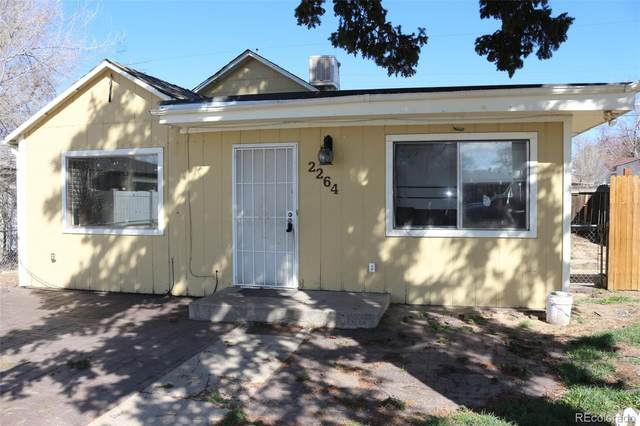 2264 Galena Street, Aurora, CO 80010 (MLS #4660381) :: Kittle Real Estate