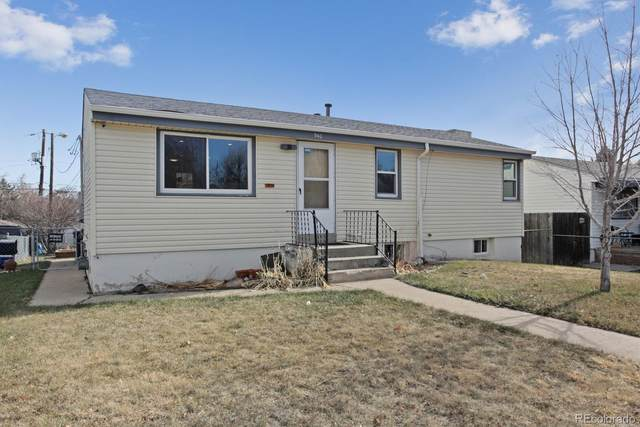 940 Quitman Street, Denver, CO 80204 (#4660625) :: HomeSmart
