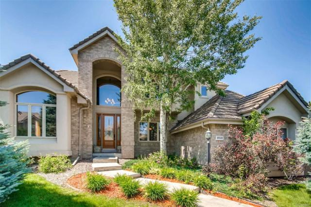 9506 E Hidden Hill Lane, Lone Tree, CO 80124 (#4660692) :: HomeSmart Realty Group