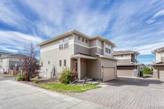 4420 Elegant Street, Castle Rock, CO 80109 (#4660734) :: Peak Properties Group
