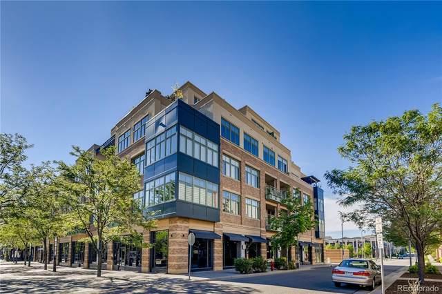 7220 W Bonfils Lane #301, Lakewood, CO 80226 (#4660756) :: Finch & Gable Real Estate Co.