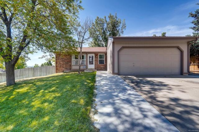 5736 W 74th Place, Arvada, CO 80003 (#4661090) :: The DeGrood Team