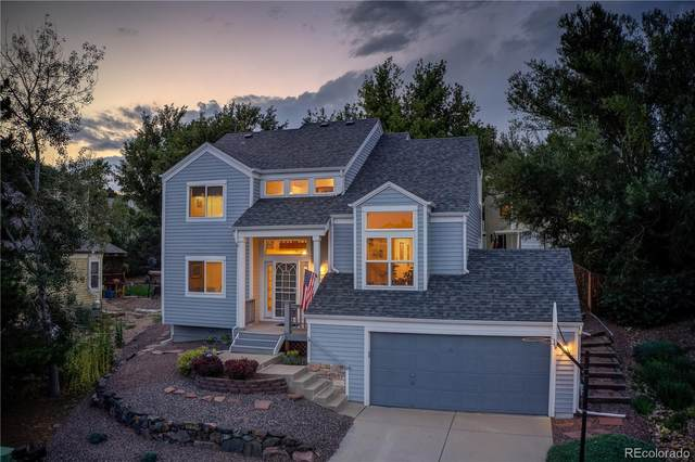 895 Larkspur Court, Louisville, CO 80027 (#4661213) :: The Heyl Group at Keller Williams