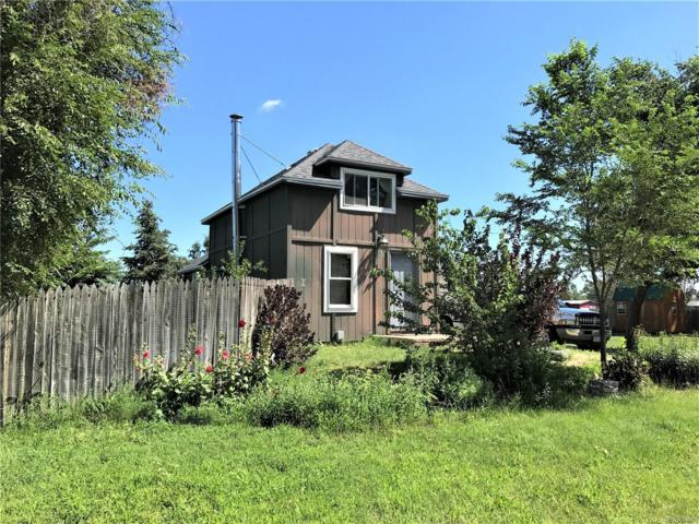 1350 Dairy Lane, Limon, CO 80828 (MLS #4661247) :: 8z Real Estate