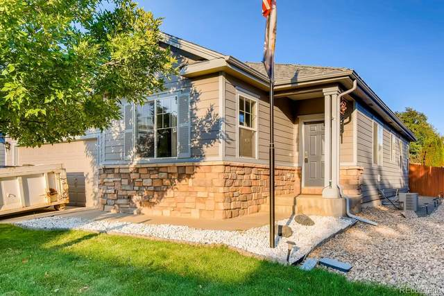 5127 Mt Buchanan Avenue, Frederick, CO 80504 (MLS #4661386) :: Kittle Real Estate