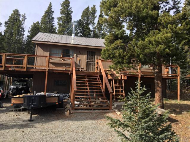 767 Silver Creek Road, Idaho Springs, CO 80452 (MLS #4661935) :: 8z Real Estate